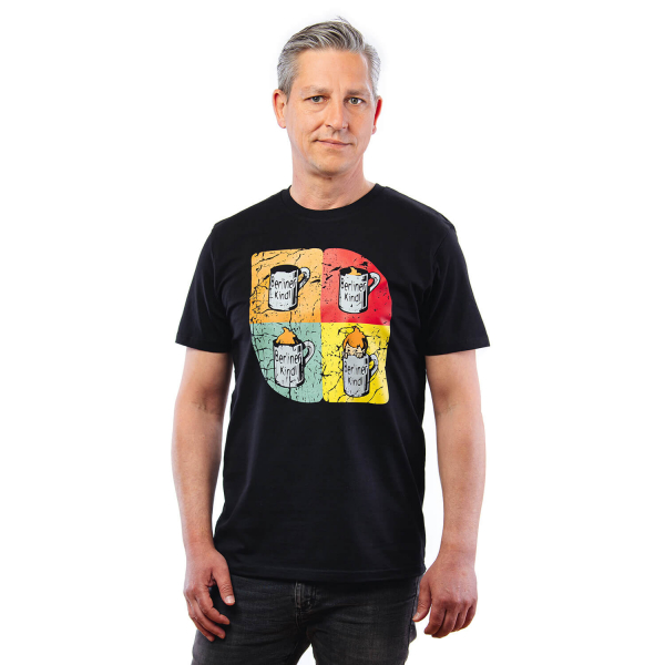"""Berliner Kindl Retro T-Shirt """"Kindl4"""""""